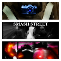 Nonprofit Real Stories Gallery Foundation: Smash Street in NYC NY